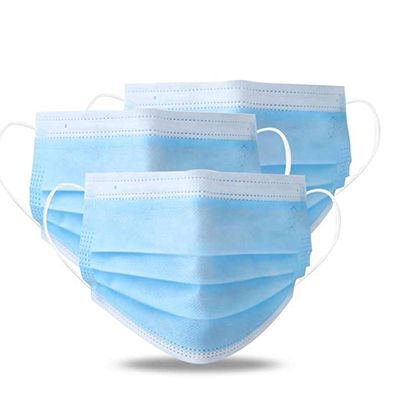 Triple Layered Cloth Face Mask