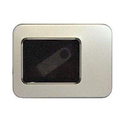Rectangular Metallic Tin