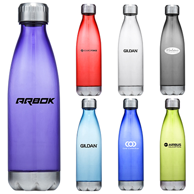 Quencher Plastic Water Bottle