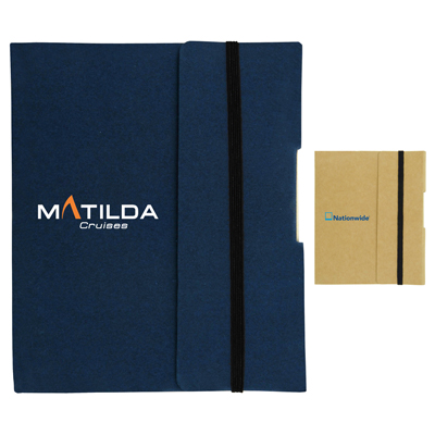Small Tuck Journal Book