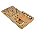 Glenrothes Foldable Cheese & Wine Board-Logo